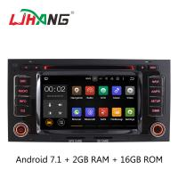 Quality Android 7.1 Car Volkswagen DVD Player Touareg With Camera BT WIFI AM FM for sale