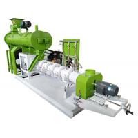 Quality DSP Wet Type Fish Feed Extruder Floating Fish Feed Pellet Machine Low Noise for sale