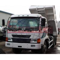 Quality FAW 10 Tons Medium Duty Dump Truck , 2WD RHD Steering Two Axle Dump Truck for sale