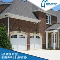 Buy cheap American Style Sectional Lifting Garage Door Residential With Galvanized steel from wholesalers
