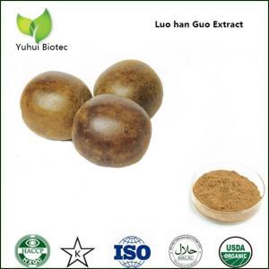 Quality monk fruit extract powder,monk fruit sweetener,sweetener mogroside powder for sale