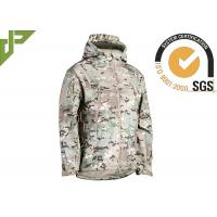 Quality Multicam Tactical Coats And Jackets For Security Guard / Police / Law Enforcement for sale