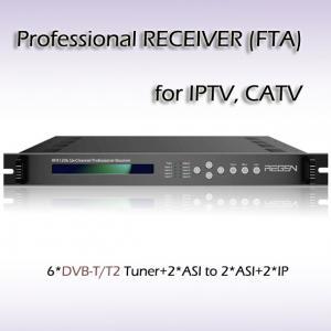 Quality DVB-S2 Professional Receiver QPSK 8PSK Demodulator for sale