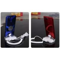 Quality Universal cell phone anti theft alarm device security mobile phone holder for retail display for sale