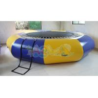 Buy cheap Inflatable Trampoline For Water Park from wholesalers