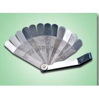 Buy cheap Feeler gauge from wholesalers