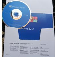 Quality 5 CALS Microsoft Windows Server 2012 R2 Standard English Versions DVD OEM PACK for sale