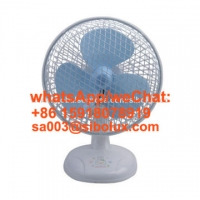 Quality 6 inch portable plastic mini Desk fan/Ventilador for office and home appliances kids gift in summer for sale