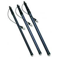 Quality light weight 5 - section microphone carbon fiber Boom Pole / boompole 9FT for sale