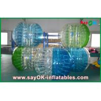 China TPU / PVC Custom Inflatable Sport Games , Bubble Soccer Bubbles ROHS on sale