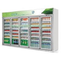Quality glass door refrigerator for sale