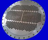 Quality SA182 F11 / F22 Forging Parts  Tubesheet Heat Exchanger Material Nominal Size ≤OD6000mm for sale