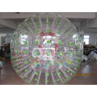 Quality Inflatable Hamster Ball For Humans zorb ball for sale