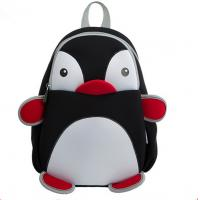 Quality Black Pretty Animal Toddler Backpack With Reduced Pressure Shoulder Straps for sale