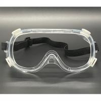 Buy cheap Lab Chemical Medical Safety Goggles , Eye Protection Goggles Water Proof from wholesalers