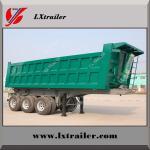 Best 3 axles tipper side dump semi trailer for heavy duty transporation wholesale