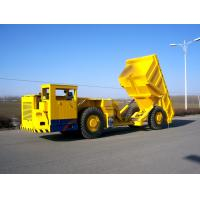 Quality LPDT Underground Electric LHD Low Profile Dump Truck for slope climbing AJK-20 for sale