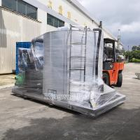 China High productivity flake ice machine for sale with environment protection gas R404a on sale