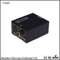 Quality Digital to Analog Converter with Coaxial or Toslink input for sale