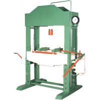 Buy 12500KN Heavy Duty Hydraulic Press Machine Adjustable Speed With Movable Table at wholesale prices