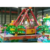 Quality Safety And Fun Pirate Ship Amusement Ride For Children Parks / Shopping Malls for sale