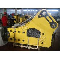 Quality Side Type Hydraulic Rock Breaker , Hydraulic Breaker Hammer For 50 Ton Excavator Caterpillar 350 for sale