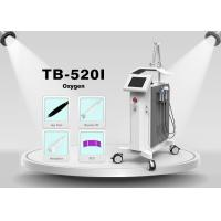 Buy cheap Mutifunctional Oxygen Jet Peel & RF Therapy Skin SPA System For Facial Cleaning from wholesalers