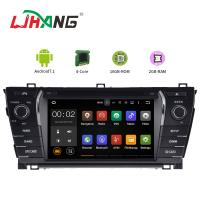 Quality 7 Inch Touch Screen AM FM Toyota Car DVD Player Multi - Language Supported for sale
