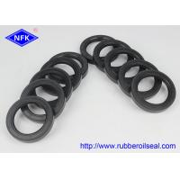 High Temperature Rubber Oil Seals , Round Rubber Bearing Seals / Shaft Seals EX200-2