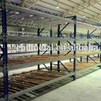 Quality Carton Flow Rack Pallet  Shelving   Green Red Grey Color Available for sale