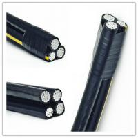China Street Lighting Aluminium Overhead Power Cables , Lszh Low Smoke Zero Halogen Cable on sale