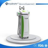 Buy cheap CE / FDA approved 5 cryo handles weight loss cool sculpting cryolipolysis machine from wholesalers