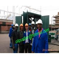 Quality Vacuum Transformer Oil Filtraion Plant,Insulation Oil Regeneration system,onsite training project for sale