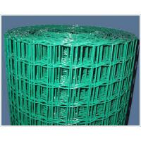 Quality Welded Reusable Garden Border Fence PVC Coated Green With High Strength for sale