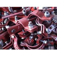 Quality Pipe Clamps And Connectors Product Welding Sliding Bearing for sale