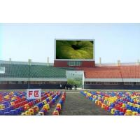 Best High Brightness Graphics Sport Stadium Outdoor Full Color LED Display Screen P7.62 wholesale