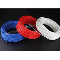Quality FEP / FEP CMP High Temperature Wire1 X 1000 Ft 24 / 2 Stranded Shielded Plenum for sale