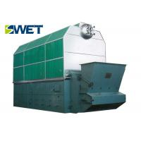 Quality Automatic SZL Series Chain Grate Steam Boiler 1.6MPa Working Pressure for sale