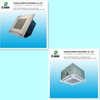 Buy cheap Embedded air conditioning hydronic fan coil unit all around the wind FP - 51 km from wholesalers