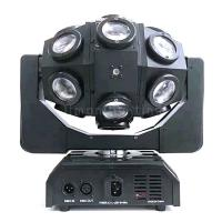 China China Hot Sale Product 18PCS LED Beam Red Green Laser phantoms Moving Head Lights on sale