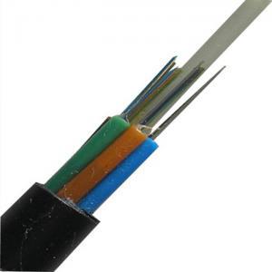Quality SM PVC LSZH 36core GYFTY Non Metallic Optical Cable for sale