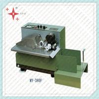 Quality date coding machine print Mfg. and Expiry Milk package film  for sale