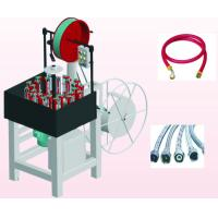 China 24 Spindles Pipe Production Line , Stainles Steel Hose Braiding Machine on sale