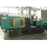 Quality Variable Pump Plastic Injection Moulding Machine 210 T Ceramic Heating 217 Mpa for sale