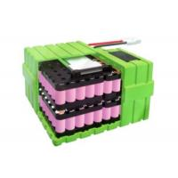 Buy cheap Energy Saving 45AH 72V 18650 Battery Pack Low Power Consumption from wholesalers