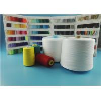 Best Dyetube 100% Polyester Spun Raw Yarn for Sewing Use from Chinese Factory wholesale