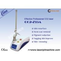 Best Scar removal and Pigment Removal 15W Co2 Fractional Medical Laser Machine wholesale