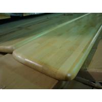 Quality  birch oil  solid wood stair treads for sale