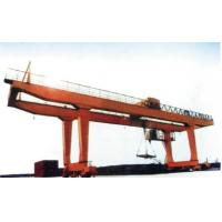 Quality 40t Double Girder Transtainer Gantry Electric Overhead Travelling Crane for Project for sale