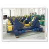 Best Pipe Self-aligned Welding Rotator For Vessels , Heavy Duty Rotator wholesale